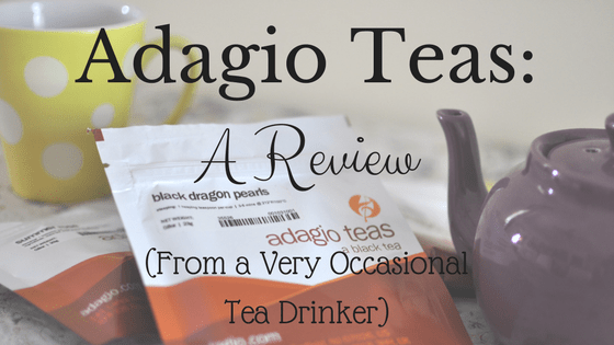 Adagio Teas: A Review
