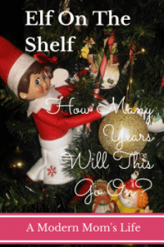 Elf On The Shelf - How Many Years Will This Go On?
