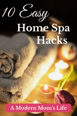 10 Easy Home Spa Hacks
