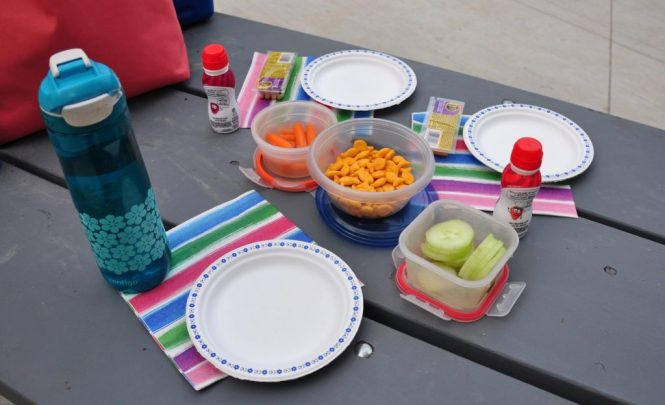 back to school tips lunch