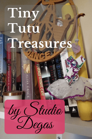 Tiny Tutu Treasures by Studio Degas