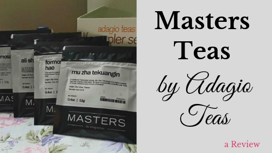Masters Teas by Adagio Teas