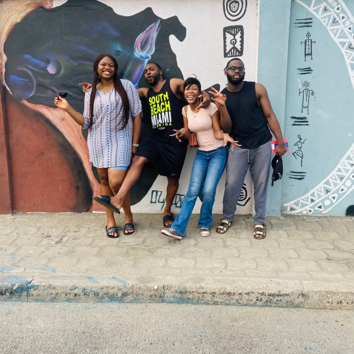 group trip to cotonou from Lagos