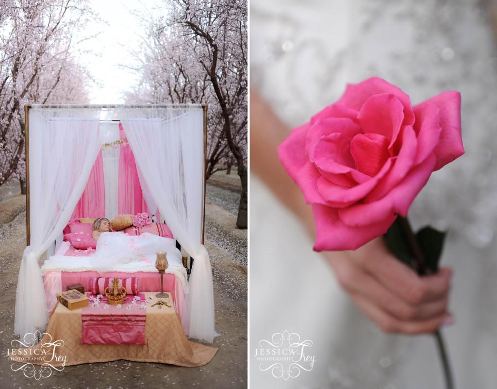 Sleeping Beauty Fairy Tale inspired wedding ideas  Austin Wedding Photographer  Jessica Frey