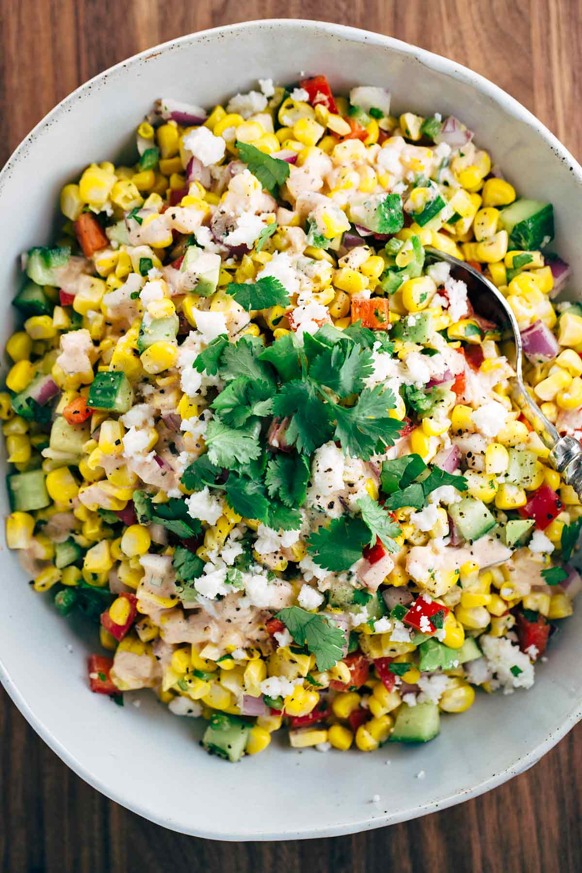 Mexican Corn In A Cup Ingredients