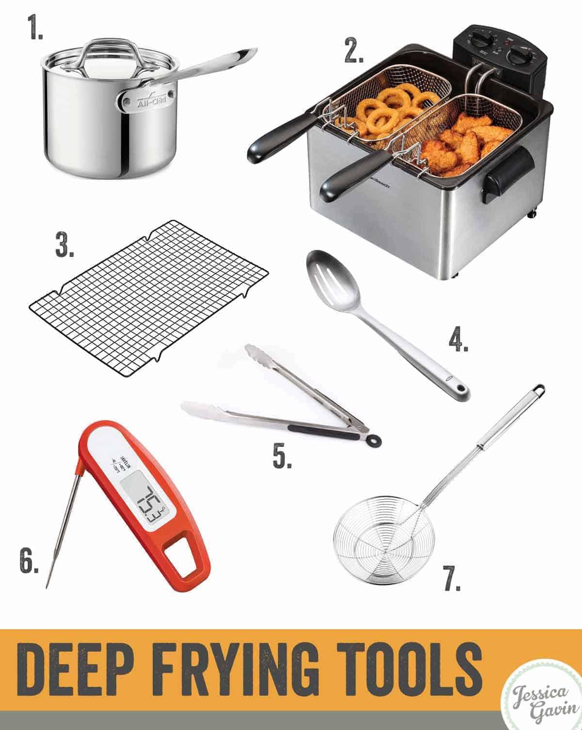 Deep Frying Dry Heat Cooking Method