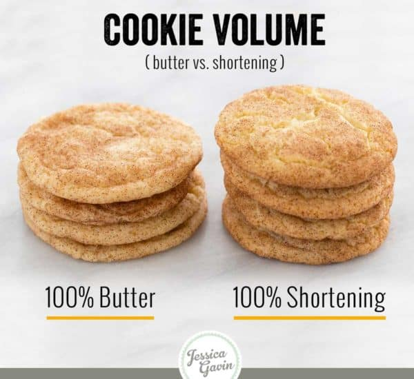 Difference Between Butter and Shortening - Jessica Gavin