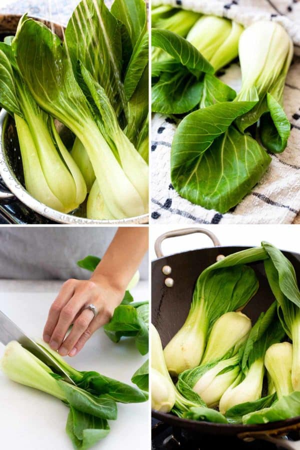 How to Cook Bok Choy - Jessica Gavin