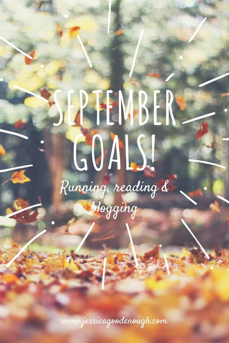 What's coming up in September?
