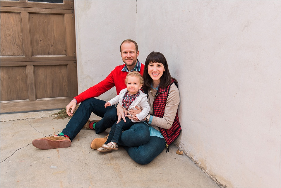 Downtown Plano Family Session