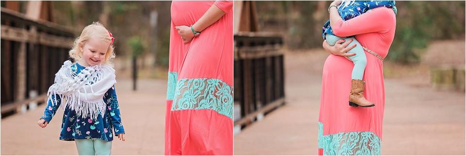 Richardson TX maternity session