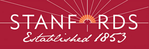 Stanfords bookshop logo