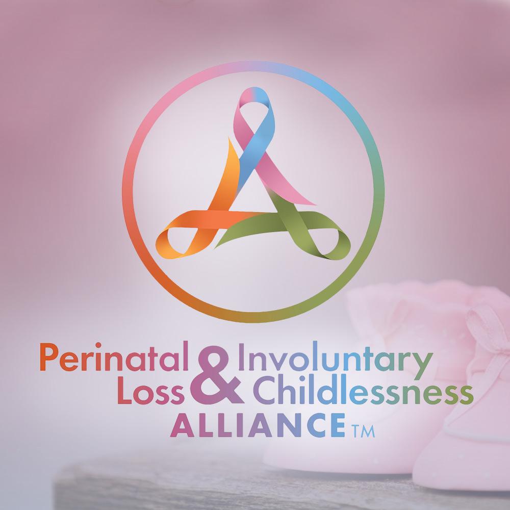 PLICA Perinatal Loss and Involuntary Childlessness logo