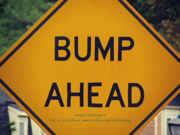 bump ahead street sign jkmcguire large