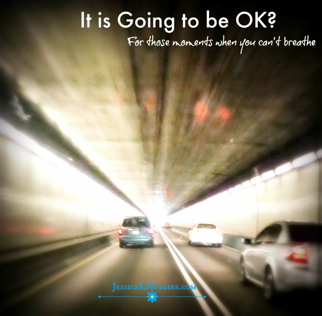 it is going to be ok jkmcguire tunnel correct