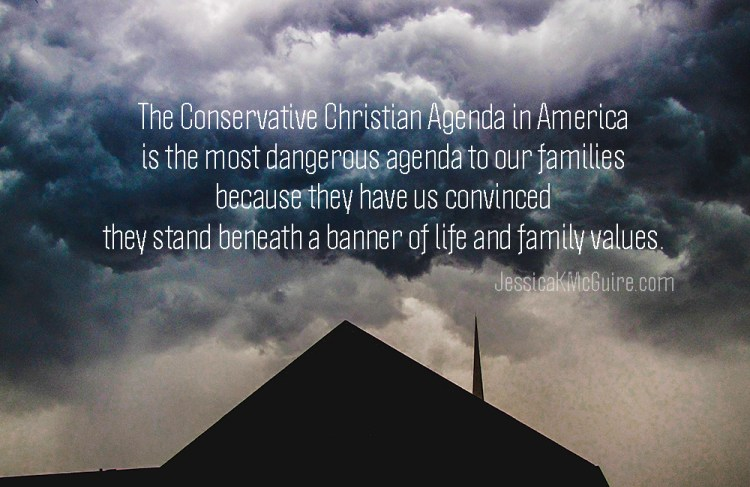 conservative-christian-agenda-is-a-lie