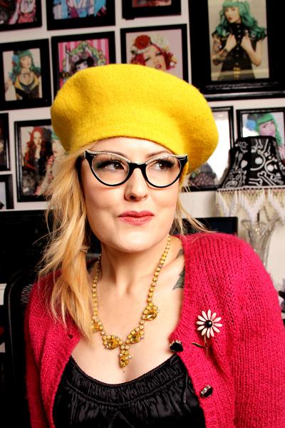 Jessica Louise Cupcake Punk Editor