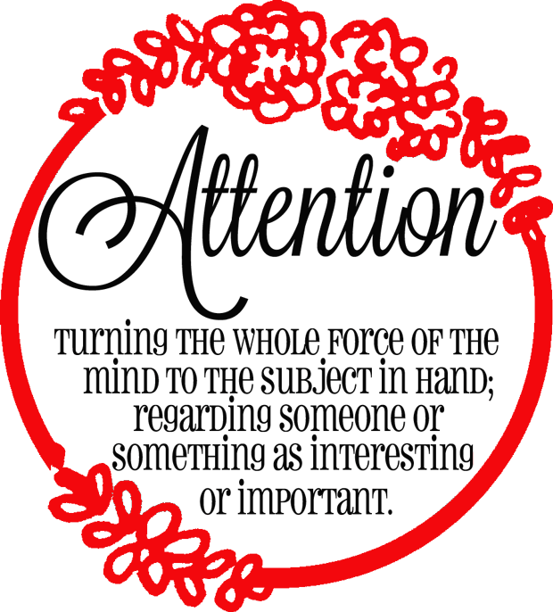 definition-of-attention