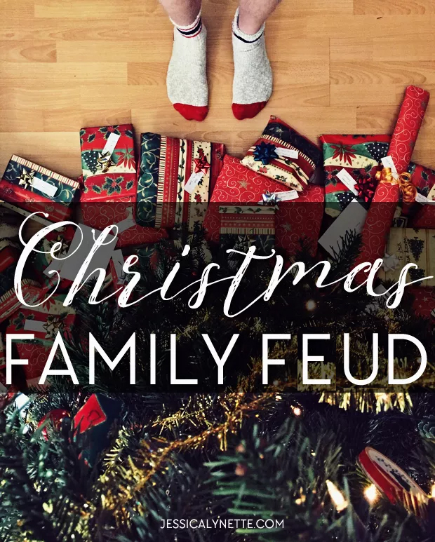 christmas family fued this christmas themed family fued game is so much fun to play together with friends and family and is easy to print off and play at