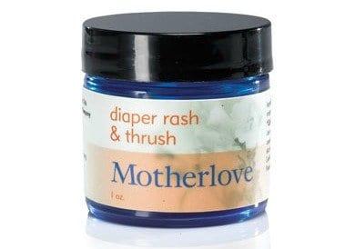 My favorite things: Motherlove Diaper Rash