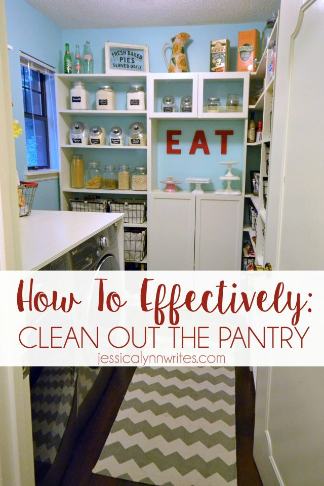 How to Clean Out The Pantry. If you're moving and need to clean out your pantry before the movers arrive, here are some simple ways you can use up your leftover pantry food.