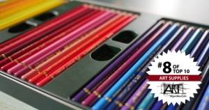 Faber-Castell Color Pencils, Art Department