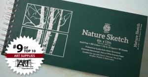 Nature Sketch Sketchbook