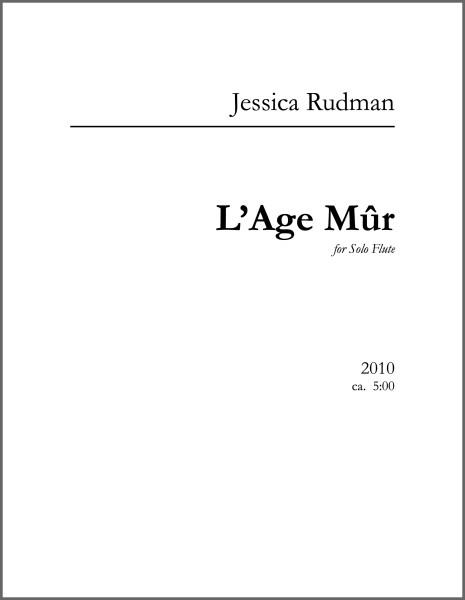 L'Age Mur Product Image