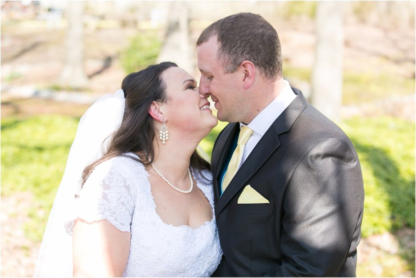 chesapeake virginia wedding day photography bride and groom