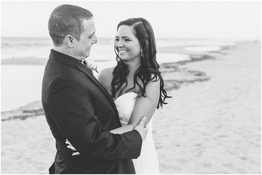 virginia beach oceanfront wedding day