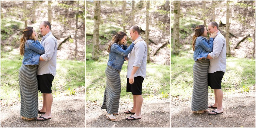 surprise proposal yorktown virginia