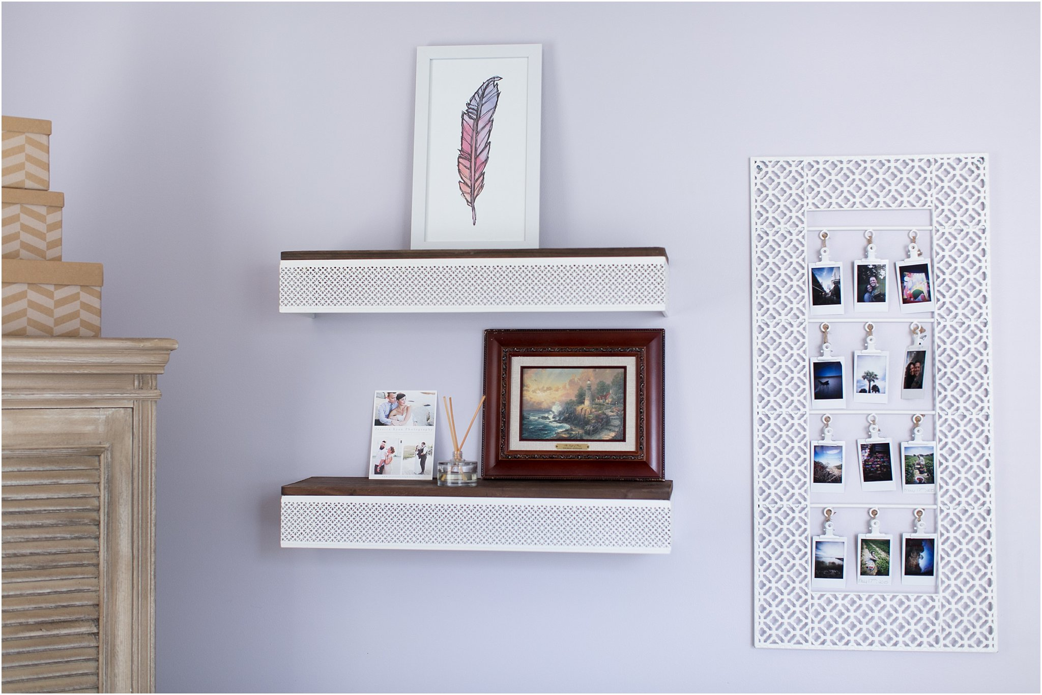 Jessica Ryan Photography Do It Yourself Home Office Decor