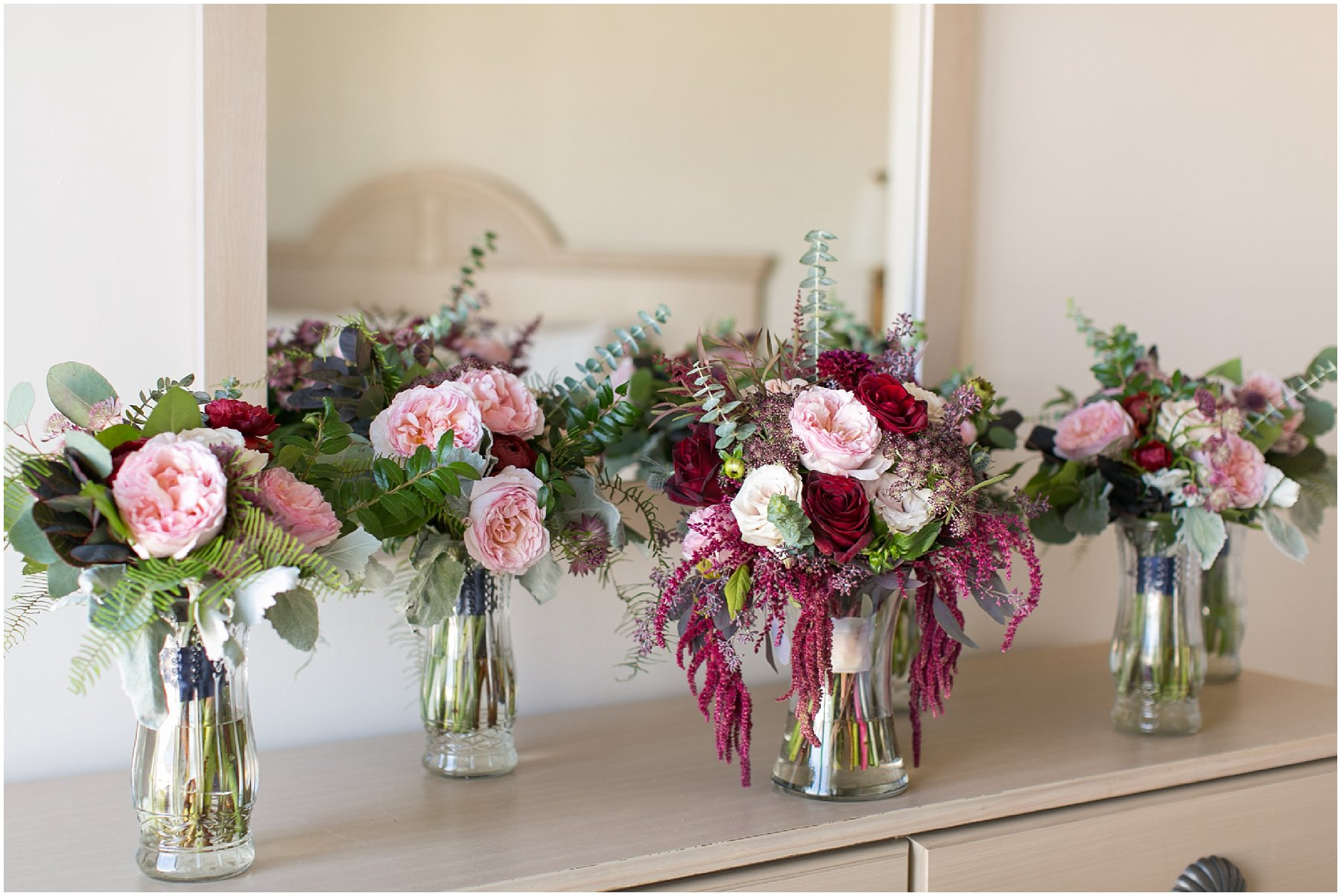 isha foss florist wedding bouquets
