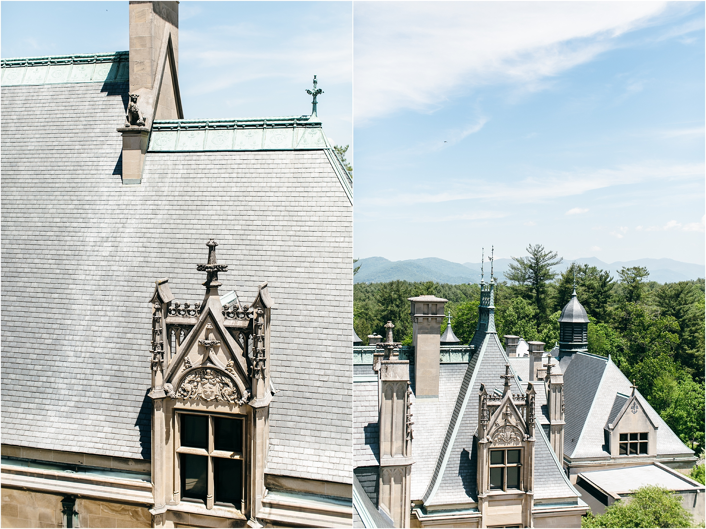 the Biltmore in Asheville North Carolina wedding