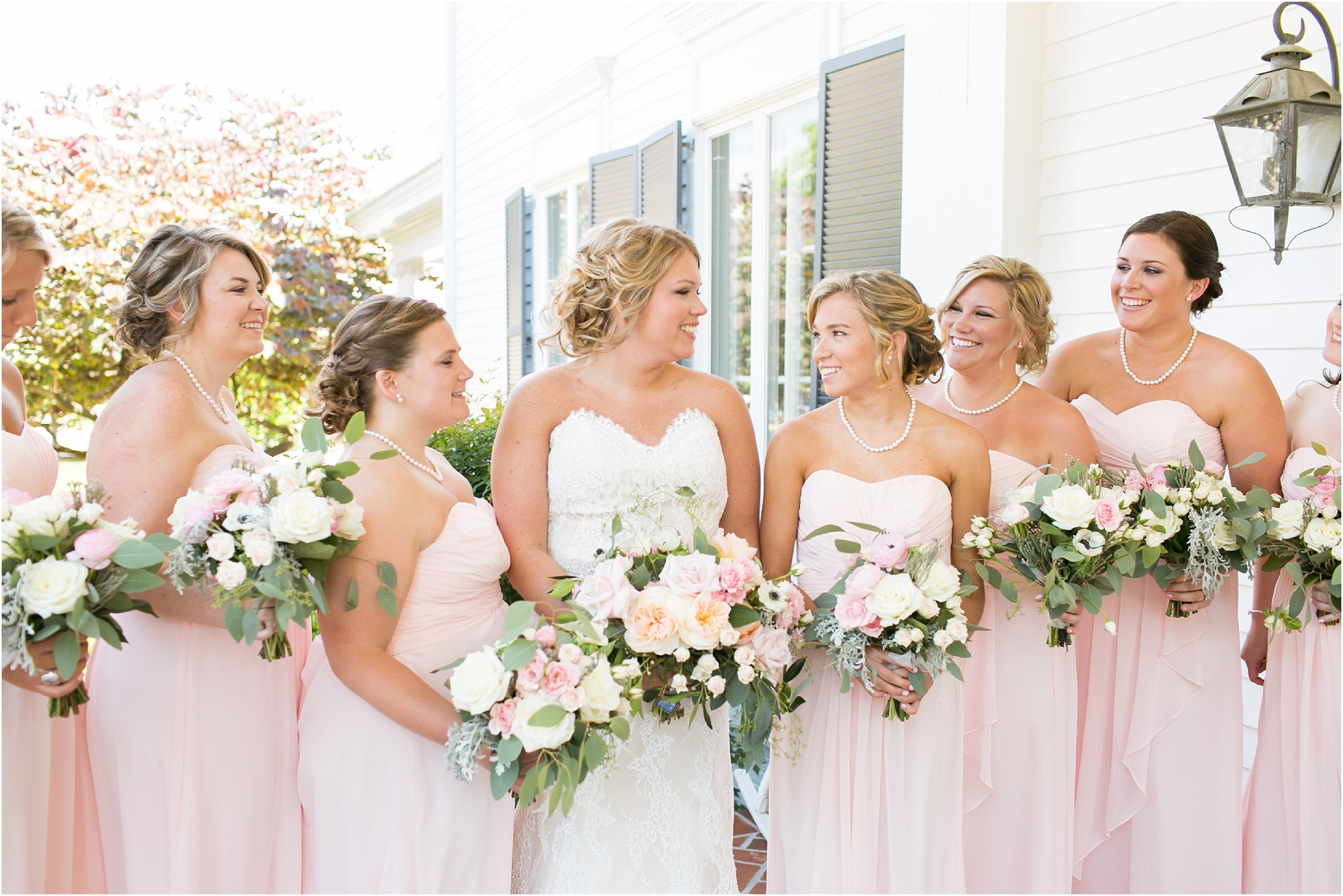 Warner hall wedding