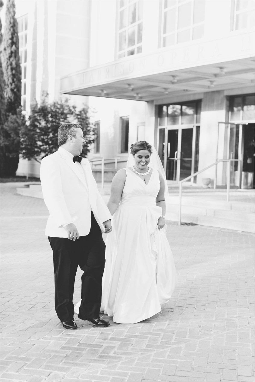 norfolk virginia wedding photography bride and groom at the harrison opera house