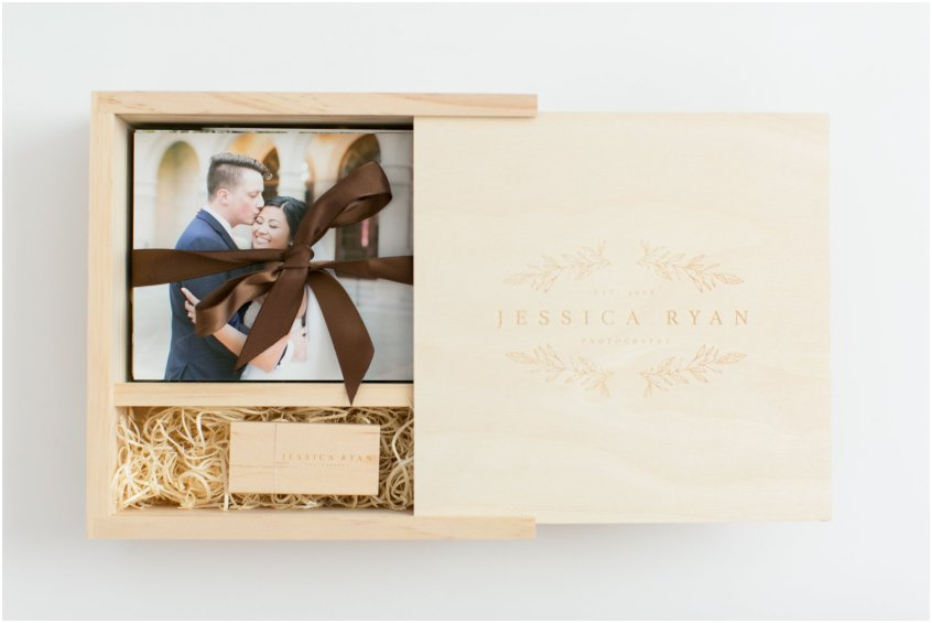 jessica ryan photography wedding photography collection product and present for couple getting married
