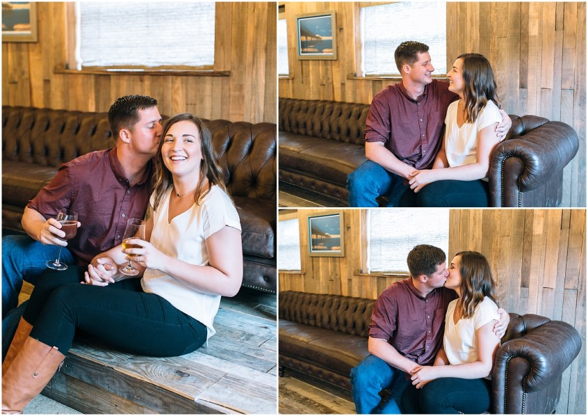 commonwealth brewing company engagement photography jessica ryan photography, jessica ryan photographer virginia beach engagement photography
