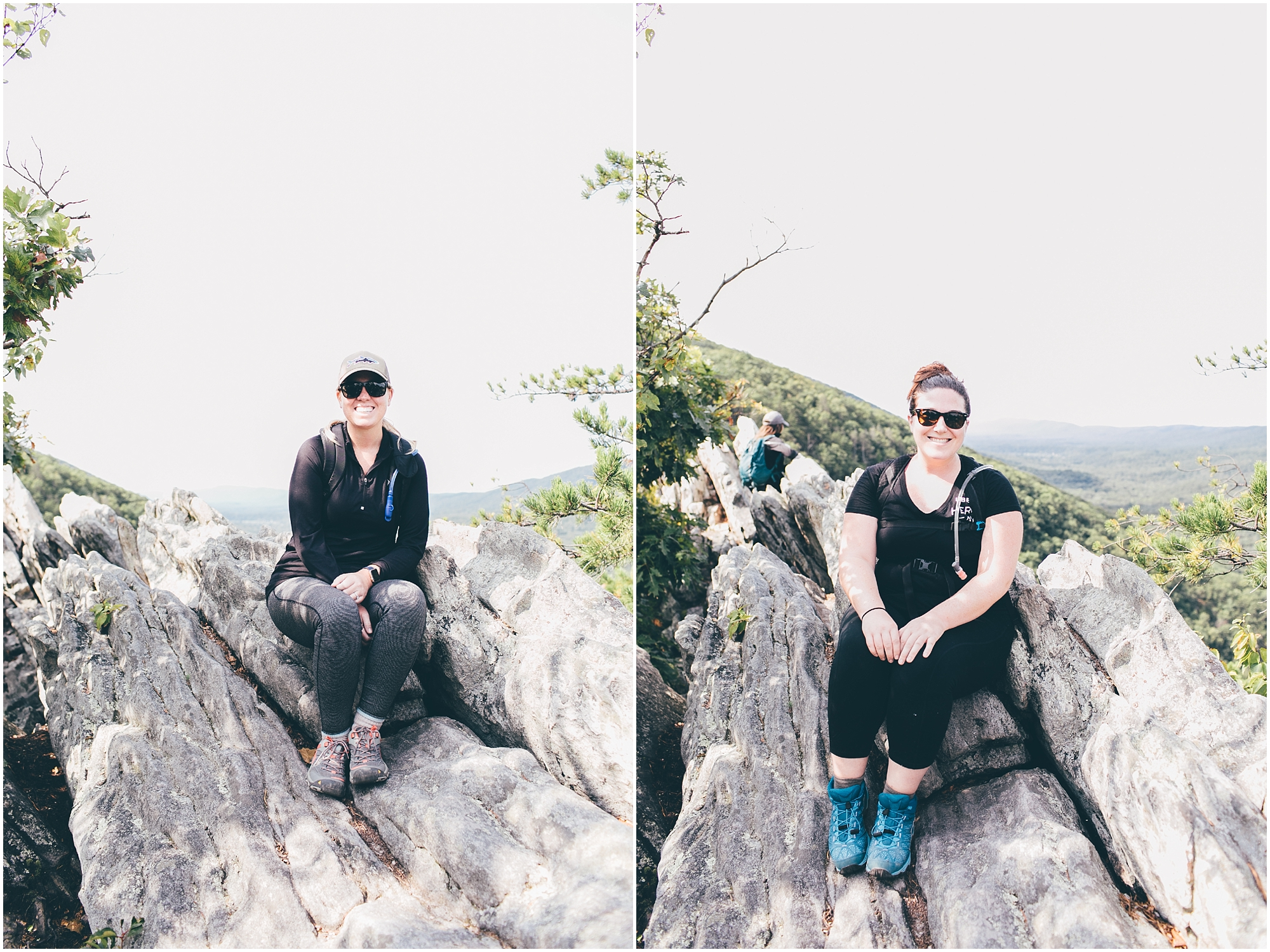 Buzzard Rock North Trail, Blue Ridge Mountains, Hiking, Her Hike Collective, Women's Hiking group