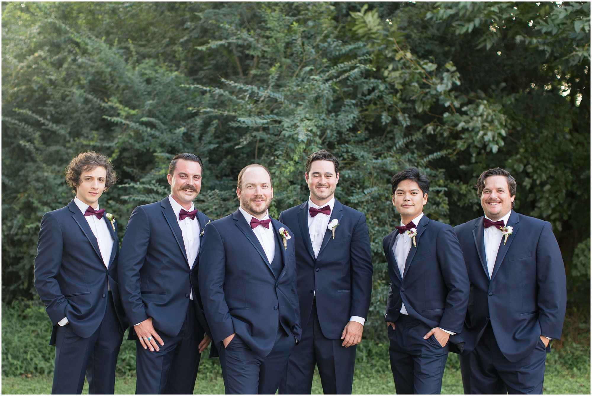 groom and groomsmen photography on wedding day boho wedding at The Tar Roof virginia beach wedding photography jessica ryan photography