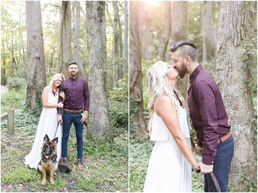 first landing state park anniversary photography bride and groom first anniversary jessica ryan photography virginia wedding photographer