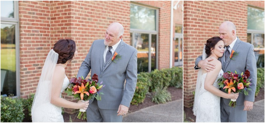 cypress point country club wedding virginia beach jessica ryan photography studio i do wedding dress , allure bridals