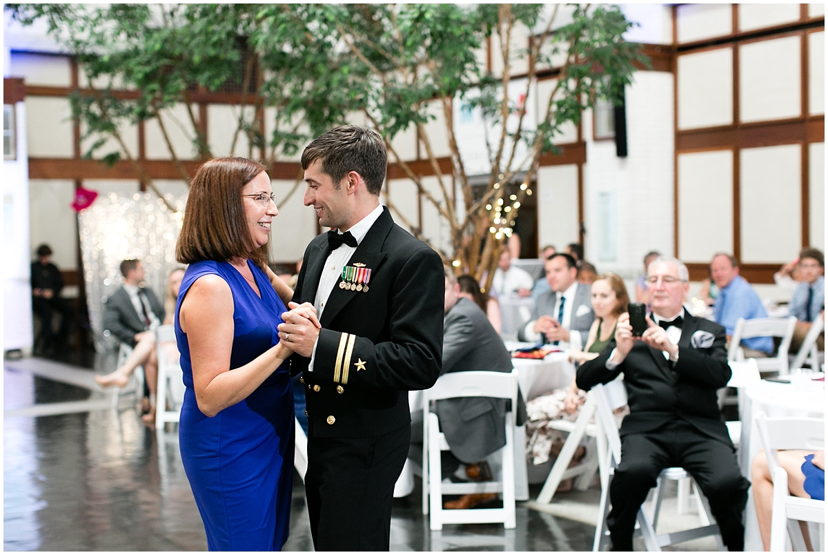 musuem of contemporary art wedding, MOCA wedding, virginia beach wedding reception