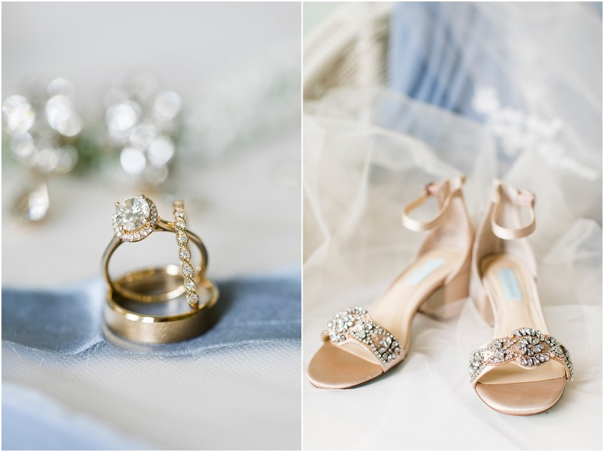 spring wedding at the hermitage museum and gardens, Jessica Ryan photography, Badgley Mischka shoes
