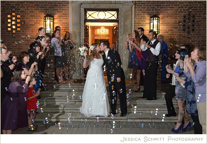 Autumn Newton White Mansion Wedding Congratulations