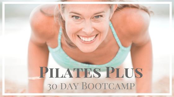 Pilates bootcamp