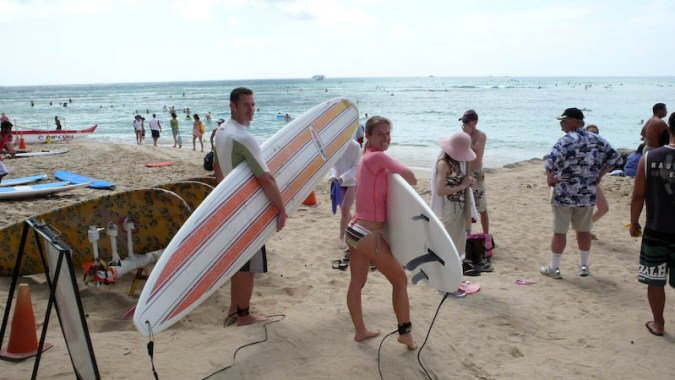 Surfing Exercises Pilates for Surfing