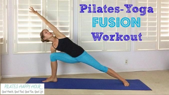 Pilates Yoga Fusion Workout