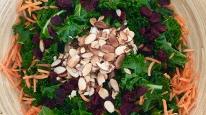 The Perfect Kale Salad – Work Lunch or Dinner Party