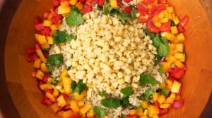Cilantro Lime Quinoa Salad – Fresh and Healthy!